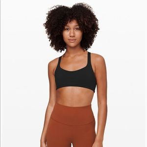 NWT Lululemon Free to be Wild bra size 10 black
